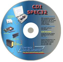 CDI SPEC 32 V 1738